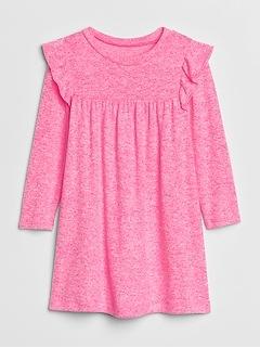 1eff7fe1f1209 Toddler Ruffle Softspun Dress