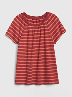 5261f56ec Kids Stripe Raglan Top
