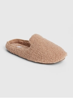Sherpa Loafer Slippers