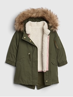 Toddler 3-in-1 Parka