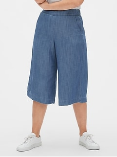 High Rise Culottes in TENCEL™