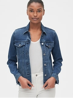 Soft Wear Icon Denim Jacket