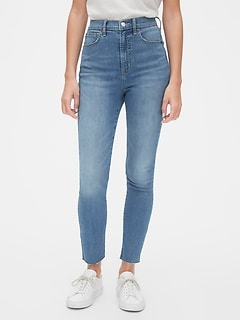 Sky High True Skinny Jeans with Secret Smoothing Pocket