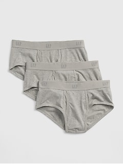 Basic Briefs (3-Pack)