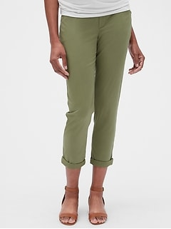 Maternity Full Panel Girlfriend Chinos