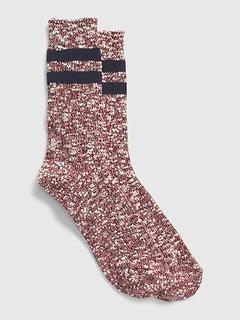Ragg Crew Socks