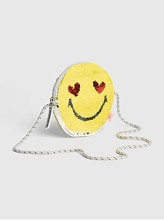Kids Flippy Sequin Crossbody Bag