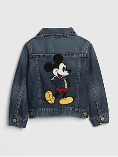 babyGap | Disney Mickey Mouse Icon Denim Jacket