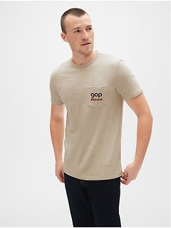 '70s Logo Pocket T-Shirt
