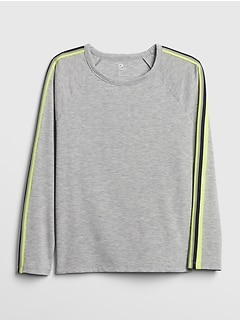 GapFit Kids Stripe T-Shirt