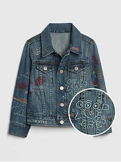 Toddler Gap 50th Icon Denim Jacket