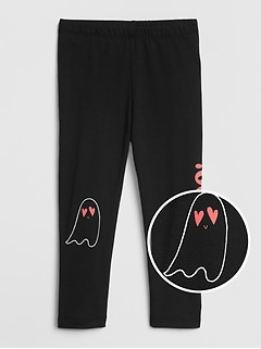 Toddler Ghost Leggings