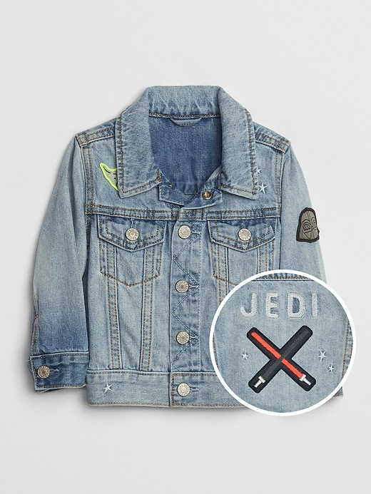 babyGap | Star Wars™ Icon Denim Jacket