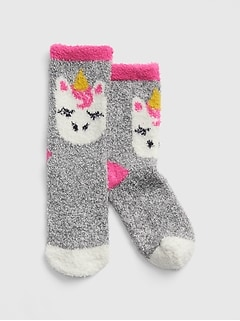 Toddler Cozy Socks