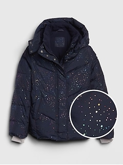 Kids ColdControl Max Puffer Parka