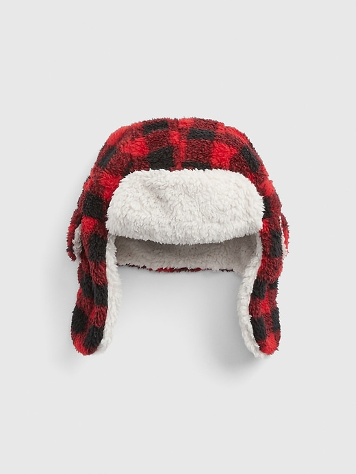 Kids Sherpa Trapper Hat