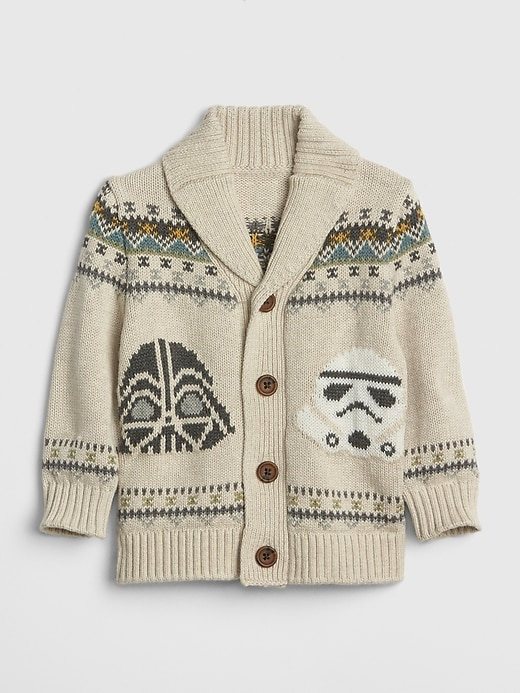 babyGap | Star Wars™ Cardi Sweater