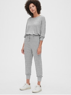Softspun Jogger Jumpsuit