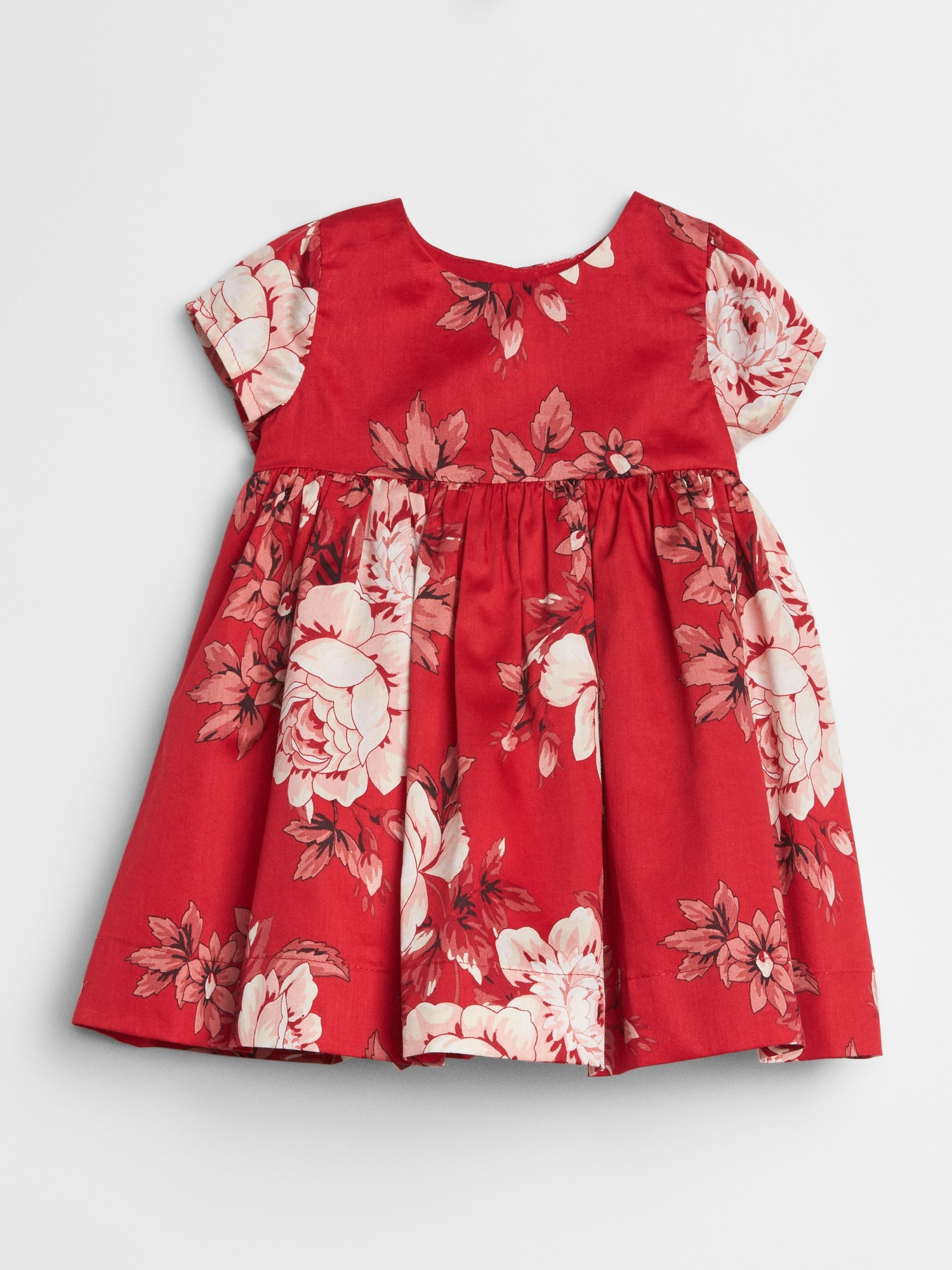 Baby Floral Empire Waist Dress by Gap