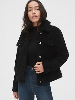 Icon Sherpa Jacket