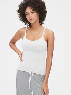 First Layer Essentials Seamless Cami