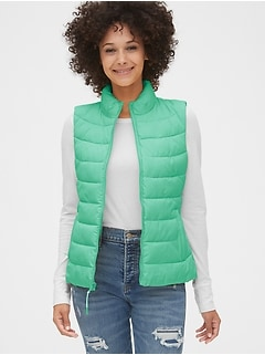ColdControl Lightweight Puffer Vest