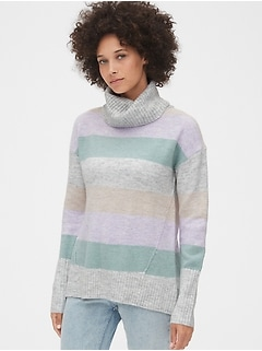 Brushed Turtleneck Sweater