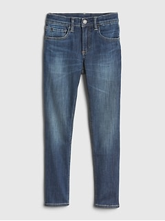 Kids Skinny Jeans with Max Stretch