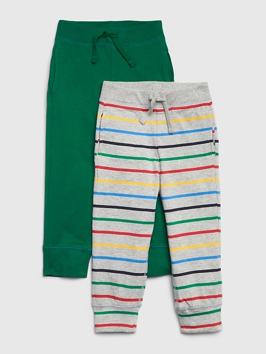 Toddler Pull-On Joggers (2-Pack)