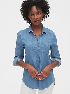 Denim Perfect Shirt