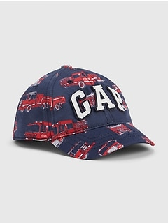 Toddler Gap Logo Firetruck Baseball Hat