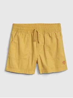 Kids Easy Twill Shorts