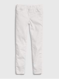 Kids Jeggings in Stain Resistant