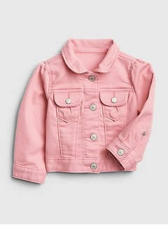 Baby Icon Denim Jacket