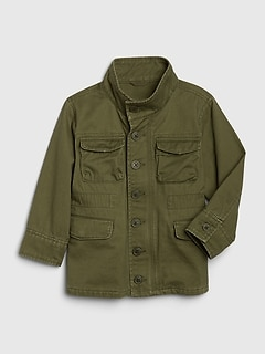 Toddler Field Jacket