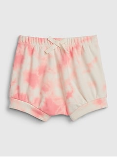 Baby Tie-Dye Bubble Shorts