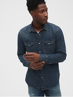 1969 Premium Selvedge Denim Shirt