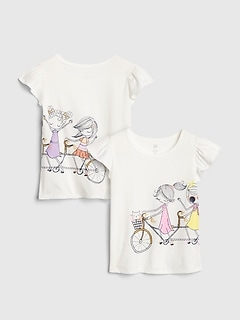 Toddler Bea Flutter T-Shirt