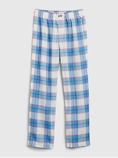 Kids Flannel PJ Pants