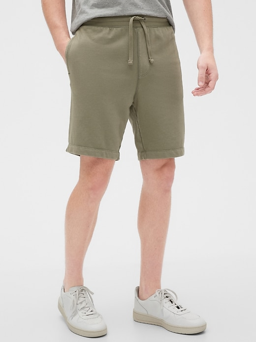 Gap Jogger Shorts in French Terry