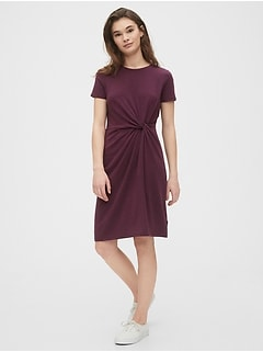 Twist-Knot Dress in TENCEL™