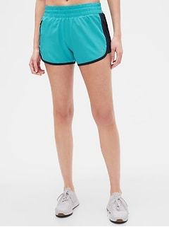 GapFit Colorblock Shorts
