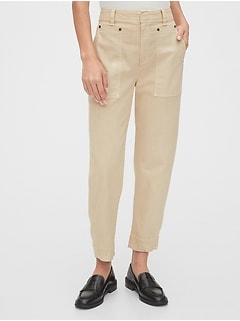 Barrel Khaki Pants