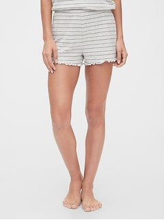 Dreamwell Seersucker Shorts