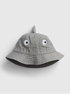 Toddler Shark Bucket Hat