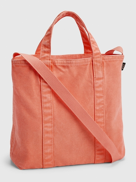 Gap Mini Canvas Tote Bag