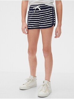 Kids Pull-On Terry Shorts