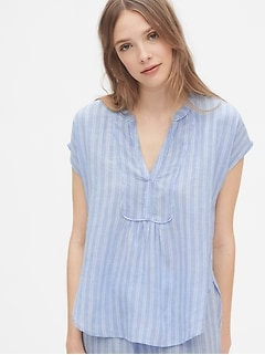 Dreamwell Crinkle Top