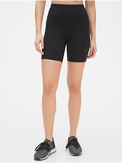GapFit Blackout Biker Shorts