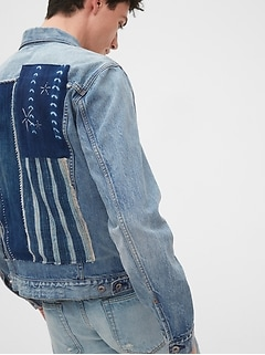 Americana Selvedge Icon Denim Jacket